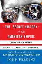 Bók: The secret history of the American empire